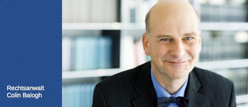 Rechtsanwalt Colin Balogh - Miet- und Wohnungseigentumsrecht, Arbeitsrecht, Gesellschaftsrecht