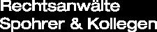 Rechtsanwälte Spohrer & Kollegen | Unternehmensrecht, Wirtschaftsrecht, Bau- und Architektenrecht, Miet- und Wohnungseigentumsrecht, Arbeitsrecht, Familienrecht, Erbrecht | Martinsried bei München